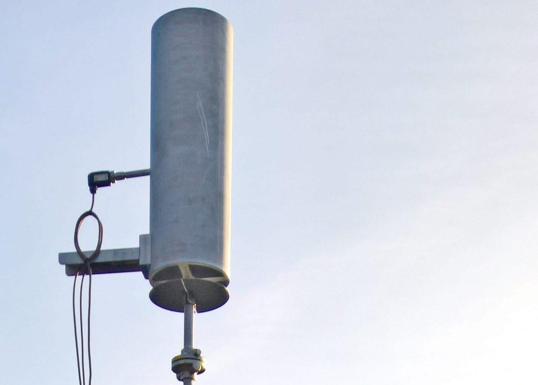 Biogasfakkel biogasbehandeling