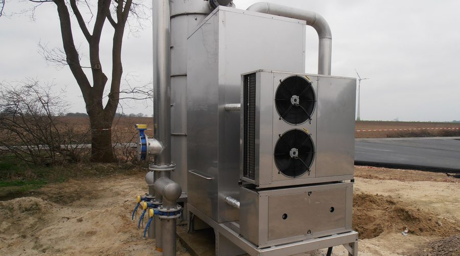 Encon Biogasdroger & Biogasontzwaveling BioBG
